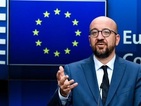شارل ميشال يتحرك دبلوماسياً،، آليات الصدام وخطر تغيير مسار العلاقات الأوروبية التركية في 24 سبتمبر