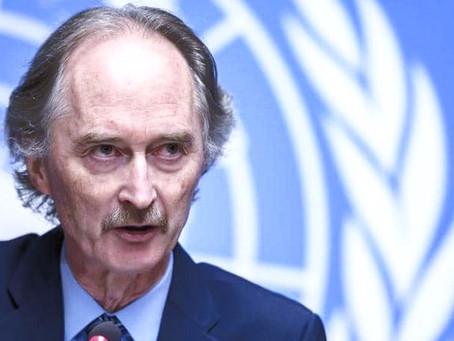 بيدرسون يقر بفشل المحادثات السياسية والأمم المتحدة تحث على كسر الجمود ٫٫الدبلوماسية الضائعة في سوريا