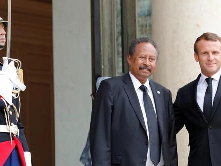 """مؤتمر باريس لدعم السودان.. بين الشراكات الجديدة وحصد الاستثمارات والاعفاء من الديون""""التحديات والفرص"""""""