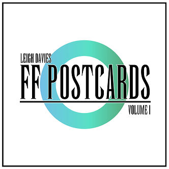 Final Fantasy Postcards Vol I - Album Ar