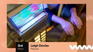 2 3rd Place - Leigh Davies - MIDI Innova