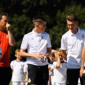 Is this Brit Coach the Youngest 1st Team Manager in the World?