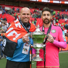 Steve Hale - GK Coaching in the English Leagues