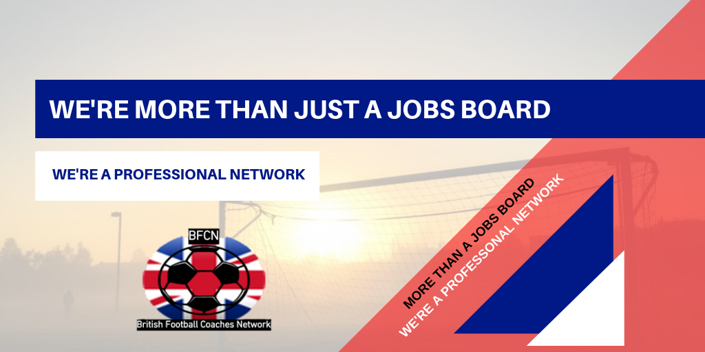 BFCN | British Football Coaches Network