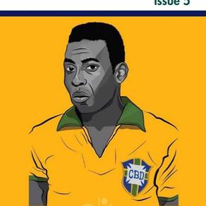 Football Masters Retro Magazine