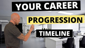 The 4 Steps to Creating your Own Career Progression Timeline