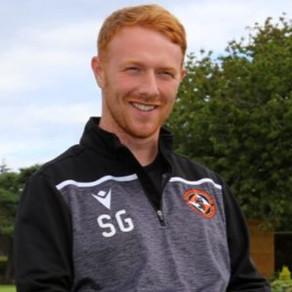 1st Team Life at Dundee Utd - Stevie Grieve