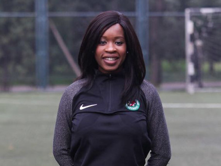 Lola Ogunbote - Pursuing Her Dream From Barrister To Coach