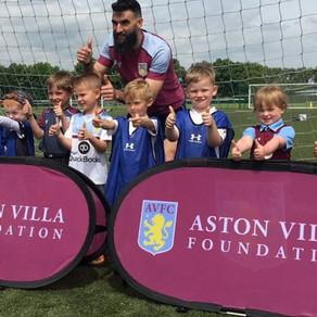 Aston Villa - Community Football Officer