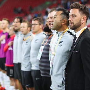 A Decade with Oxford Utd, then to Olympic Qualification - Des Buckingham