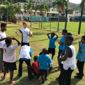 Nade Ward in Saint Lucia