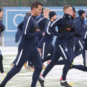 TIPS FOR COACHING IN COLD CONDITIONS