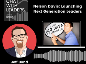 Podcast / Chat with Leaders: Launching Next Generation Leaders