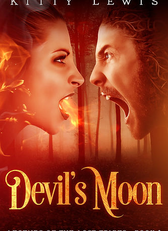 Devil's Moon cover