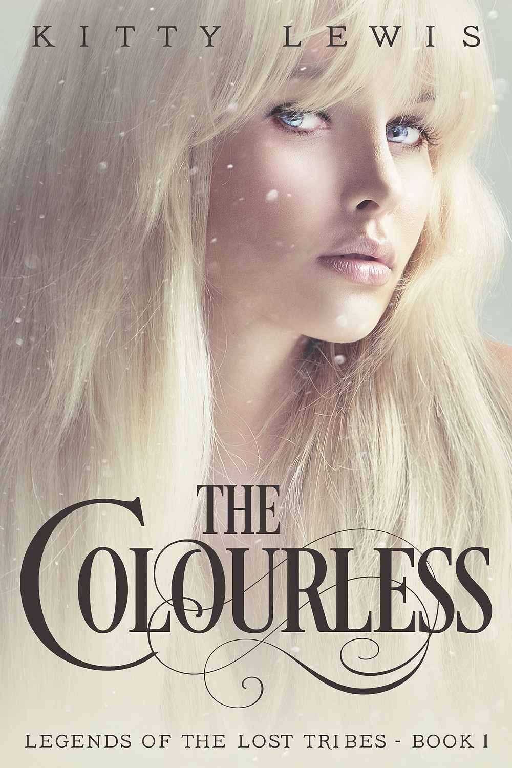 New Colourless cover