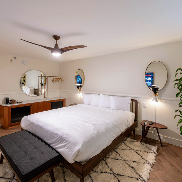 Hotel Room 2019