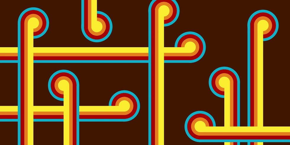 70's Motion Graphic