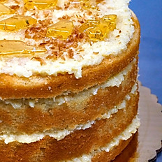 Dominican Coconut Cake