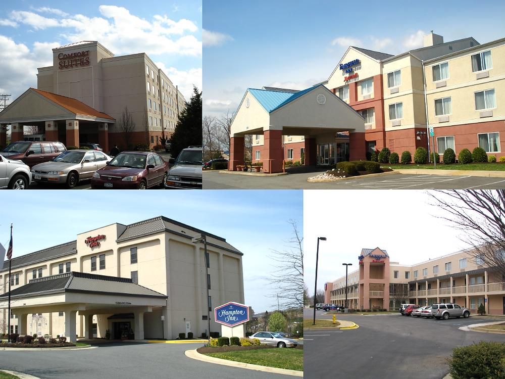 Mid-Atlantic Hotel Portfolio - MD, D.C., DE