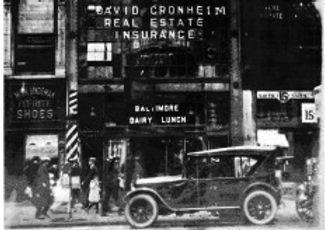 David Cronheim Building