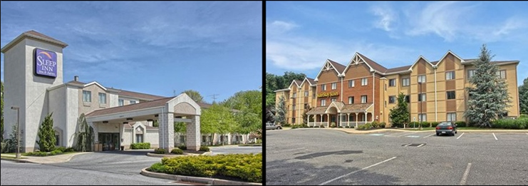 Sleep Inn and Mainstay Suites - Lancaster, PA