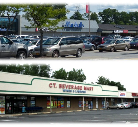Two Retail Centers - New Britain, CT and Poughkeepsie, NY