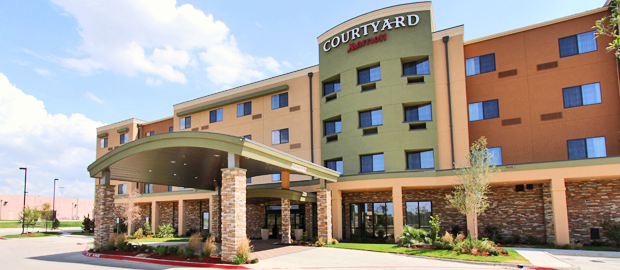 Texas Marriott Courtyard - Ft. Worth, TX