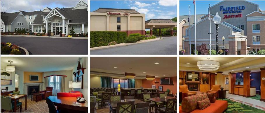 Hazleton Hotel Portfolio
