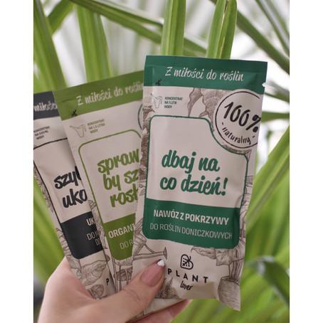 Nowość: nawozy Plantlover w roślinniku!