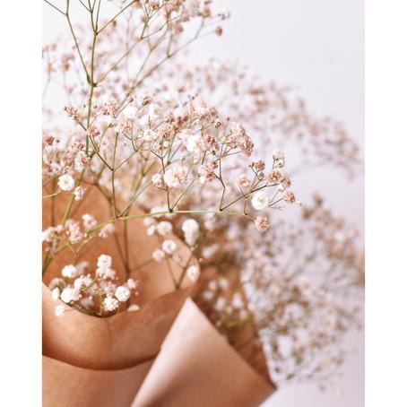 Kwiatowe paczki do wazonów w roślinniku