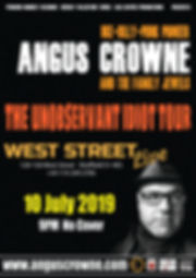 West Street Live Poster