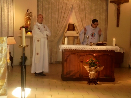 Relève à la Paroisse Saint Défendent