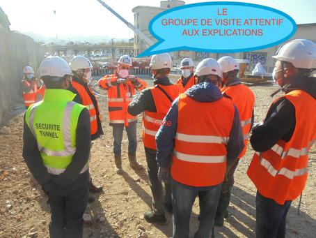 Plongée au cœur du chantier du nouveau tunnel  Rabatau –Schloesing