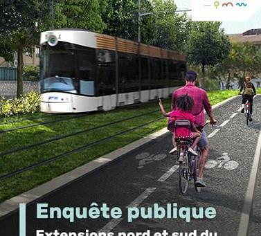 Extension du tramway de Marseille : informez-vous et exprimez-vous