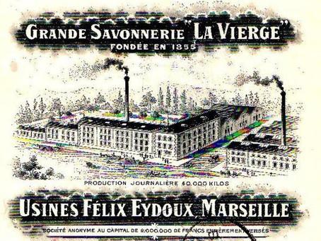 LA SAVONNERIE  Félix Eydoux