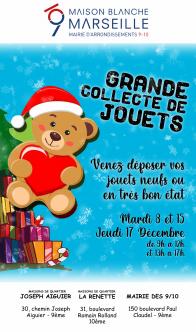 COLLECTE DE JOUETS MAIRIE 9/10