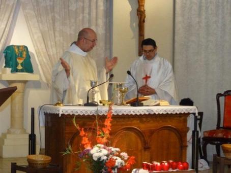 Deux paroisses unies pour un renforcement missionnaire.