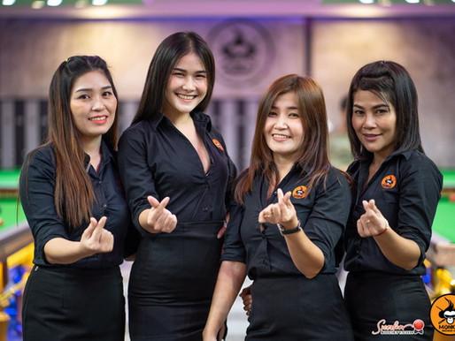 Monkey Snooker Club สาขา 2 ลาดกระบัง