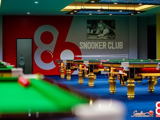 86 Snooker Club มหาวงษ์ สำโรง