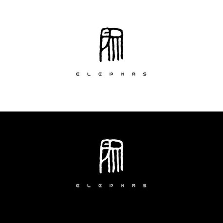 elephas logo design