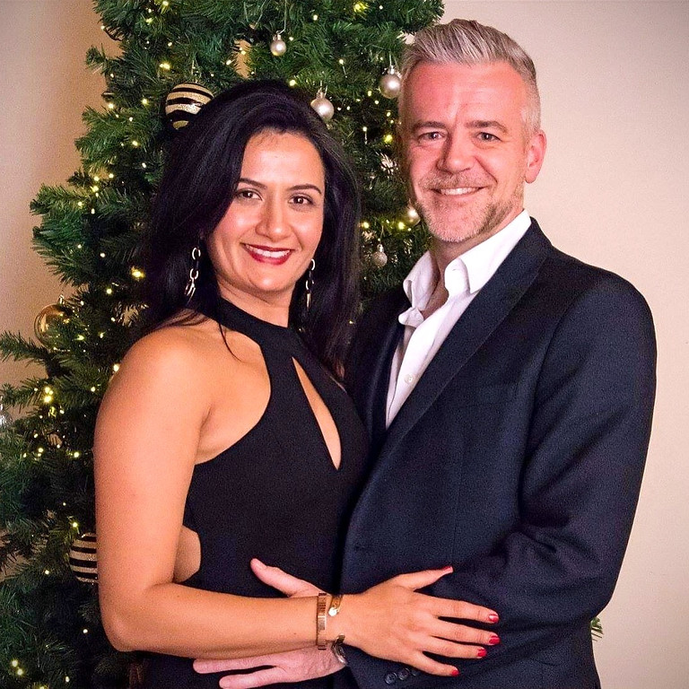 Christmas with Kajal and Pauli - Supper Club   Sat 18 Dec