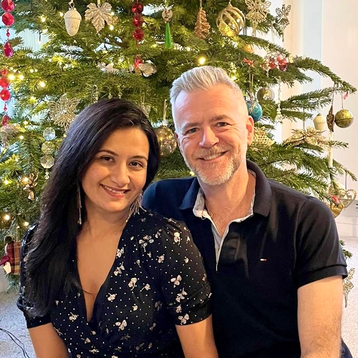 Christmas with Kajal and Pauli - Supper Club   Sun 19 Dec