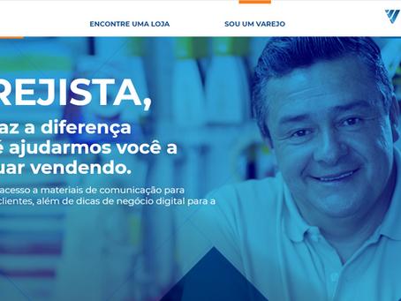 Plataforma da Votorantim ajuda varejistas da construção civil a vender on-line durante pandemia