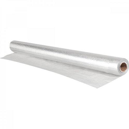 Manta Alumínio Isolante Térmico 1 Face 25 mts