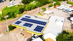 Energia solar: Processo de captação e conversão de energia