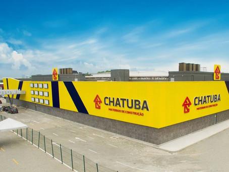 Rede Chatuba de material de construção inaugura loja na Barra da Tijuca