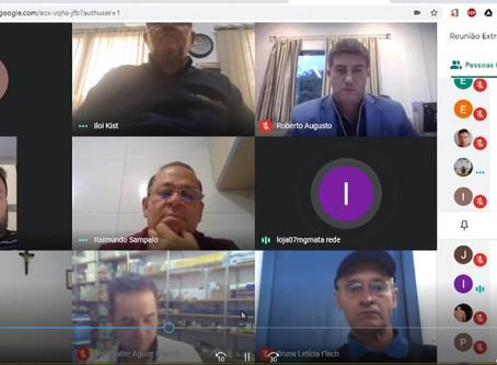 Reunião com Gestores da Rede e Assembleia dos Presidentes