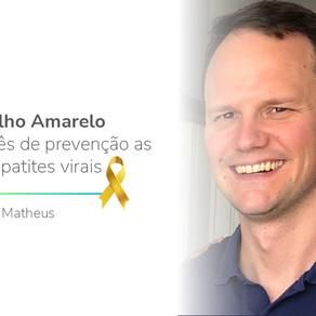 Julho Amarelo: Mês de Prevenção as Hepatites Virais