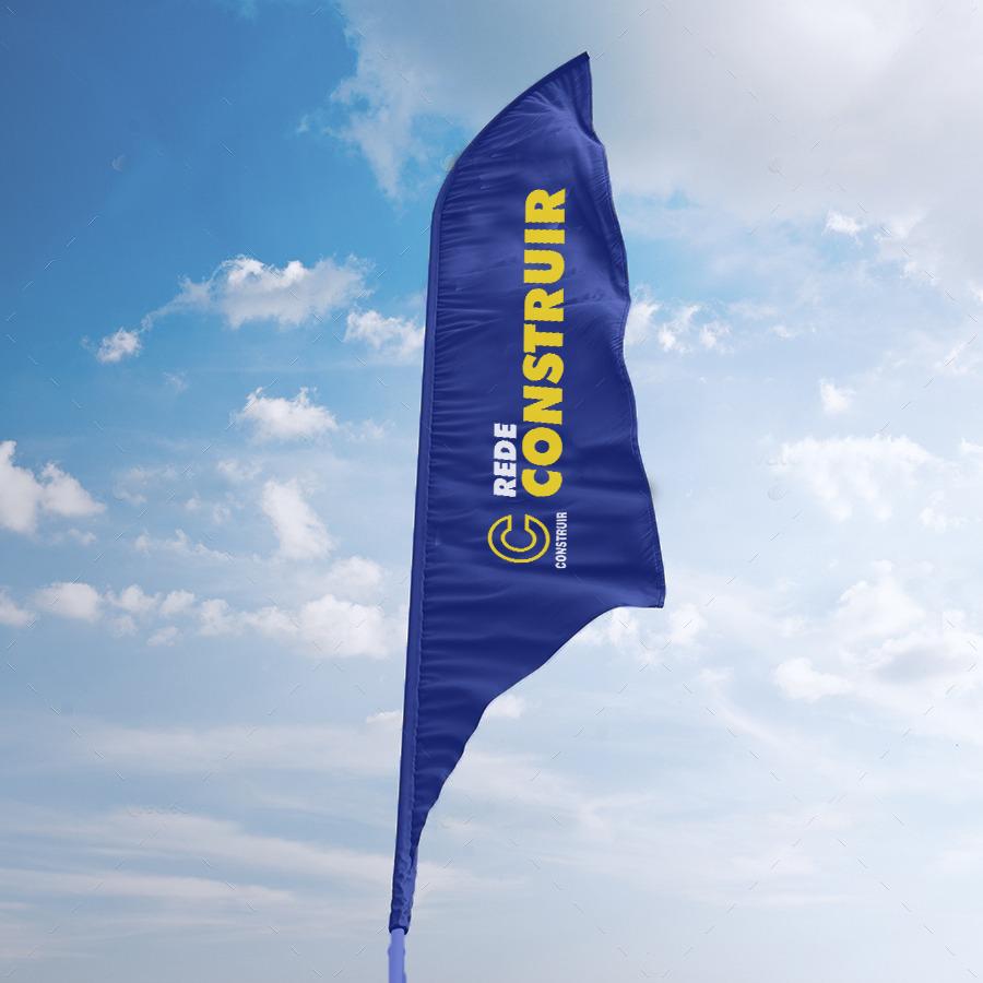 Wind Banner Fly - REDE CONSTRUR