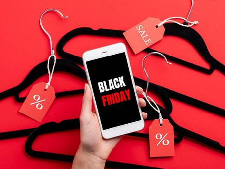 Black Friday: Que tal aproveitar itens que estão sem giro, ou com excesso de estoque?